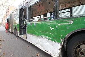 Scontro fra mezzi ATM e AMSA, 18 feriti, 2 gravi