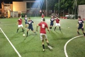 Georgiani bastonano avversari dopo partita a calcetto