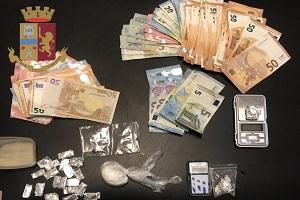 Quattro arresti per spaccio