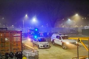 Operaio muore sepolto negli scavi per la M4