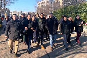 Viale Puglie Rocca (FdI): denunceremo fino a quando non cesserà l'illegalità