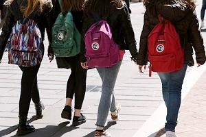 Arrestato molestatore di studentesse