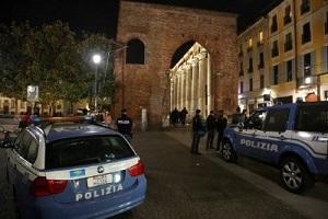 Colonne di San Lorenzo, cinque extracomunitari arrestati per spaccio