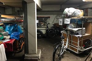 Darsena, sequestrati 32.000 articoli e 11 cargo bike
