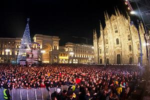 In Piazza Duomo 20.000 persone per Milano For Future