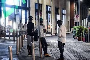gambiano e senegalese arrestati per spaccio