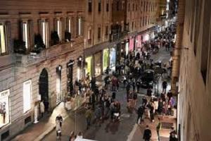 Due furti a turisti nel quadrilatero della moda