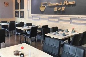 Al ristorante Ramen pranzo contro la psicosi da coronavirus