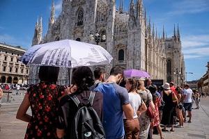 Nel 2019 undici milioni di turisti nel milanese