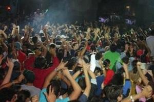 La polizia sventa rave party abusivo