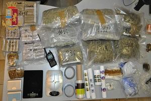 Droga, contanti e armi al Giambellino