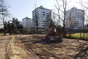 Ripristinata la legalità nelle aree verdi di via Quarti