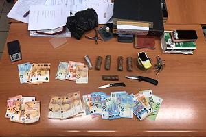Polizia locale, tre arresti e mezzo chilo di droga sequestrata