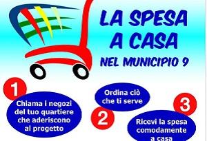 spesa municipio 9