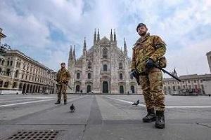 La prefettura schiera 114 militari, ma a Fontana non bastano