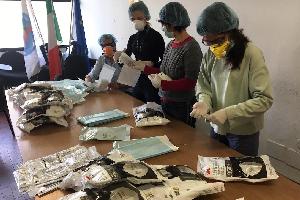 Avviata la distribuzione di 5mila mascherine a medici di base e pediatri