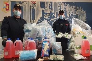 Cinese multato di 6.373 euro per commercio di DPI irregolari
