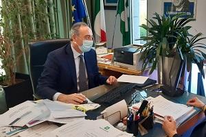 Gallera: politiche regionali efficaci e buon senso dei lombardi stanno imbavagliando il virus Gallera: la battaglia non è finita ma i risultati sono incoraggianti