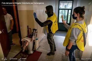 De Corato: autonomi e pregiudicati distribuiscono le mascherine del Comune