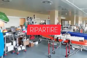 Il video con cui Niguarda annuncia la chiusura di un reparto covid