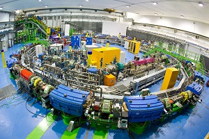acceleratore di particelle tour virtuale cnao