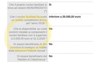 De Chirico: buoni spesa sospesi per un errore del Comune