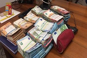 Avevano 92.00 euro in un armadio, denunciata coppia di marocchini
