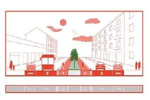 Ciclabile viale Monza. Piscina (Lega): cittadini perplessi
