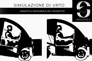 minicar sinaptica crash test