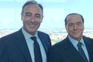 Silvio Berlusconi si schiera con Gallera
