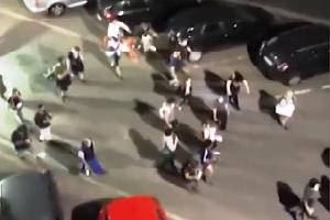 Corvetto: manifestazione abusiva dei centri sociali contro gli sgomberi