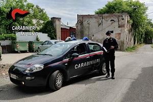 Si erano intestati 130 auto, denunciati sei nomadi
