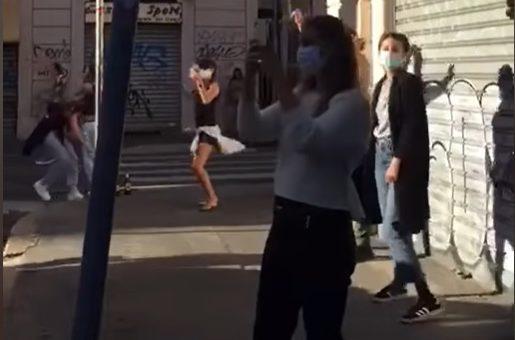 ballo milano strada