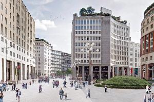 Una grande area pedonale per collegare Duomo e Università Statale