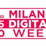 La Milano Digital Week sarà totalmente online