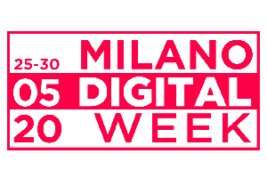 La Milano Digital Week sarà totalmente online