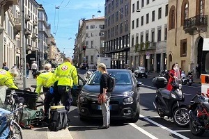 Ciclabile San Babila - Sesto, 4 incidenti in 15 giorni