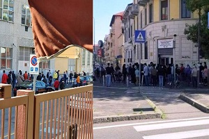 De Corato: assembramenti davanti ai consolati di Marocco e Cina