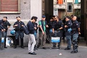 Agente ferita, De Chirico (FI) e Sardone (Lega): Sala pensi alla sicurezza