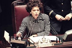 Irene Pivetti indagata per riciclaggio