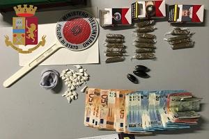 Arrestato marocchino aveva droga in cucina e nell'accappatoio