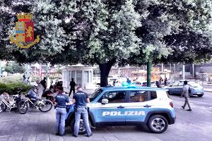 Piazza Bottini: 41 persone controllate e tre denunciate