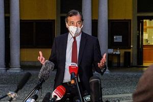 Sala: difendiamo la Lombardia ma interveniamo sulla sanità Sala si scusa con la Sardegna