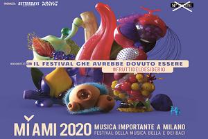 Rinviato a maggio il festival Mi Ami