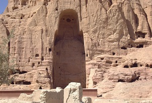 buddah Isis statue