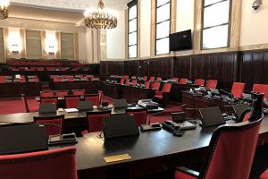 Forza Italia chiede la sospensione dello smart working Consiglio comunale. Approvata la variazione di Bilancio 2020-2022
