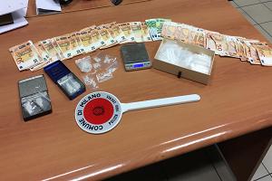 Polizia locale. Tre arresti per spaccio di shaboo e cocaina
