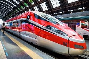 frecciarossa Riattivate 40 Frecce e 20 Intercity da e per Milano