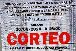 20 giugno, Sardone (Lega): schiaffo a Milano, in piazza anarchici e vandali