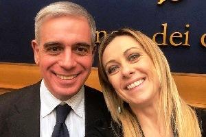 Stefano Maullu è il nuovo Coordinatore Cittadino di Fratelli d'Italia